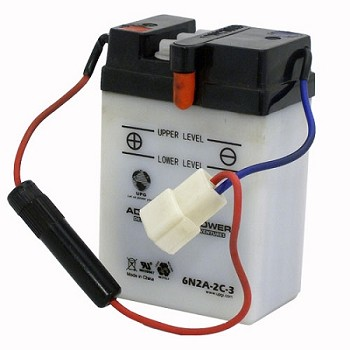 6N2A-2C-3 Conventional Battery