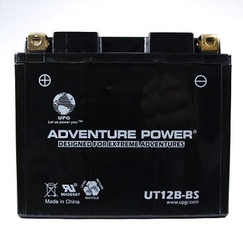 UT12B-BS Powersport Battery