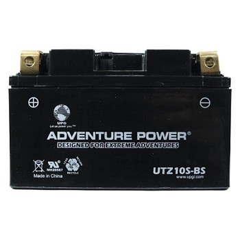 UTZ10S-BS Powersport Battery