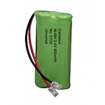 2x AAA 800mAh Ni-Mh Universal Cordless Phone Battery